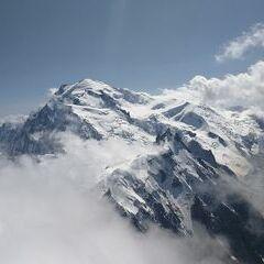 Verortung via Georeferenzierung der Kamera: Aufgenommen in der Nähe von Arrondissement de Bonneville, Frankreich in 4100 Meter