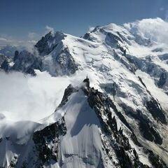Verortung via Georeferenzierung der Kamera: Aufgenommen in der Nähe von Arrondissement de Bonneville, Frankreich in 4000 Meter
