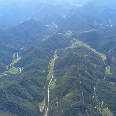 Flugwegposition um 12:47:02: Aufgenommen in der Nähe von Gemeinde Wildalpen, 8924, Österreich in 2552 Meter