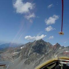 Verortung via Georeferenzierung der Kamera: Aufgenommen in der Nähe von Bezirk Entremont, Schweiz in 3500 Meter