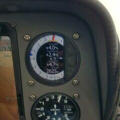 Flugwegposition um 12:56:40: Aufgenommen in der Nähe von Gußwerk, Österreich in 2535 Meter