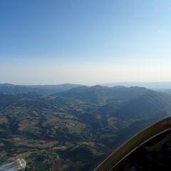 Flugwegposition um 16:40:51: Aufgenommen in der Nähe von Arrondissement de Gap, Frankreich in 1978 Meter