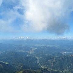 Flugwegposition um 12:59:15: Aufgenommen in der Nähe von Gemeinde Übelbach, Österreich in 2253 Meter