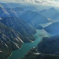 Verortung via Georeferenzierung der Kamera: Aufgenommen in der Nähe von Reutte, Gemeinde Reutte, Österreich in 2700 Meter