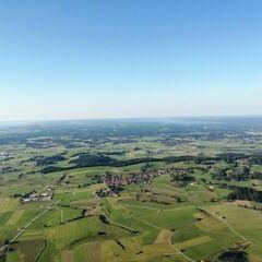 Verortung via Georeferenzierung der Kamera: Aufgenommen in der Nähe von Garmisch-Partenkirchen, Deutschland in 1300 Meter