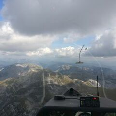 Verortung via Georeferenzierung der Kamera: Aufgenommen in der Nähe von Gemeinde Wildalpen, 8924, Österreich in 2600 Meter