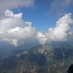 Verortung via Georeferenzierung der Kamera: Aufgenommen in der Nähe von Gaming, Österreich in 2600 Meter