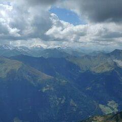 Verortung via Georeferenzierung der Kamera: Aufgenommen in der Nähe von Gemeinde Zederhaus, 5584, Österreich in 2800 Meter