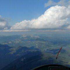 Verortung via Georeferenzierung der Kamera: Aufgenommen in der Nähe von Aflenz Land, Österreich in 2300 Meter