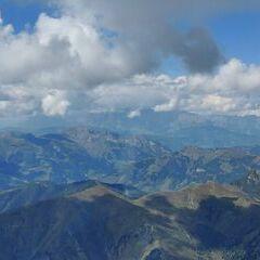 Verortung via Georeferenzierung der Kamera: Aufgenommen in der Nähe von Gemeinde Hüttschlag, 5612, Österreich in 2800 Meter