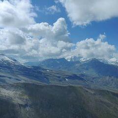 Verortung via Georeferenzierung der Kamera: Aufgenommen in der Nähe von Gemeinde Rauris, 5661, Österreich in 2800 Meter