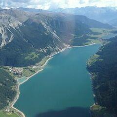 Verortung via Georeferenzierung der Kamera: Aufgenommen in der Nähe von 39027 Graun im Vinschgau, Südtirol, Italien in 2800 Meter