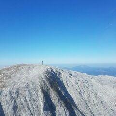 Flugwegposition um 13:29:07: Aufgenommen in der Nähe von St. Ilgen, 8621 St. Ilgen, Österreich in 2170 Meter