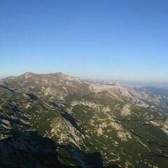 Flugwegposition um 16:20:39: Aufgenommen in der Nähe von Tragöß-Sankt Katharein, Österreich in 1932 Meter
