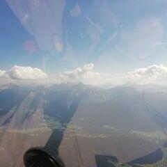 Flugwegposition um 13:18:49: Aufgenommen in der Nähe von 39030 Rasen-Antholz, Südtirol, Italien in 3136 Meter