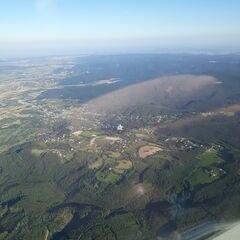 Verortung via Georeferenzierung der Kamera: Aufgenommen in der Nähe von Gemeinde Wiesen, Wiesen, Österreich in 1500 Meter