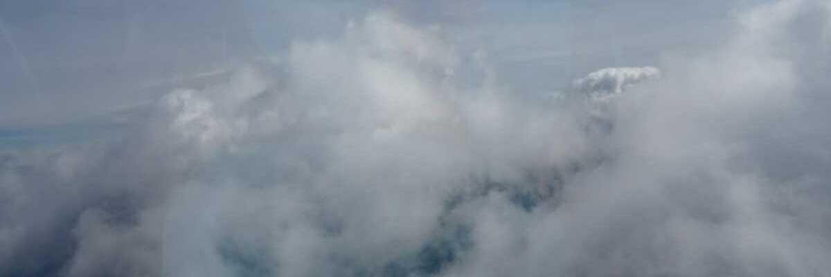 Flugwegposition um 09:58:29: Aufgenommen in der Nähe von Landl, Österreich in 2184 Meter