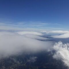Flugwegposition um 11:27:46: Aufgenommen in der Nähe von Weng im Gesäuse, 8913, Österreich in 3092 Meter