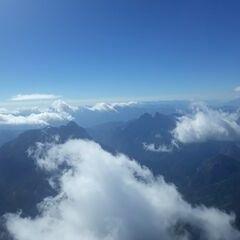 Flugwegposition um 11:24:43: Aufgenommen in der Nähe von Weng im Gesäuse, 8913, Österreich in 2799 Meter