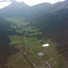 Flugwegposition um 15:23:15: Aufgenommen in der Nähe von 39049 Pfitsch, Autonome Provinz Bozen - Südtirol, Italien in 2082 Meter