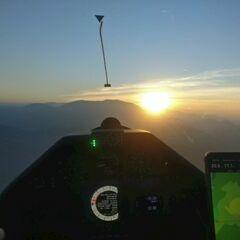 Verortung via Georeferenzierung der Kamera: Aufgenommen in der Nähe von Gemeinde Grünbach am Schneeberg, 2733, Österreich in 1400 Meter