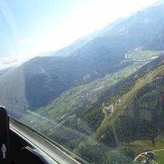 Flugwegposition um 13:23:02: Aufgenommen in der Nähe von Gemeinde Mauterndorf, 5570 Mauterndorf, Österreich in 2196 Meter