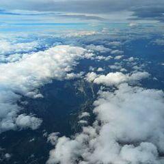 Flugwegposition um 08:28:18: Aufgenommen in der Nähe von Gußwerk, Österreich in 5624 Meter
