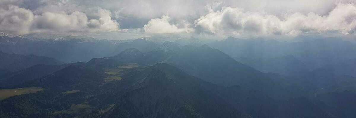 Verortung via Georeferenzierung der Kamera: Aufgenommen in der Nähe von Gemeinde Wildalpen, 8924, Österreich in 2100 Meter