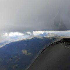 Flugwegposition um 13:51:09: Aufgenommen in der Nähe von Gams bei Hieflau, 8922, Österreich in 1921 Meter