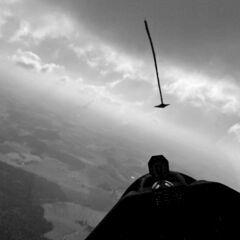 Flugwegposition um 11:46:39: Aufgenommen in der Nähe von Gemeinde Brunnenthal, Österreich in 1098 Meter